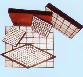 陶瓷橡胶复合板